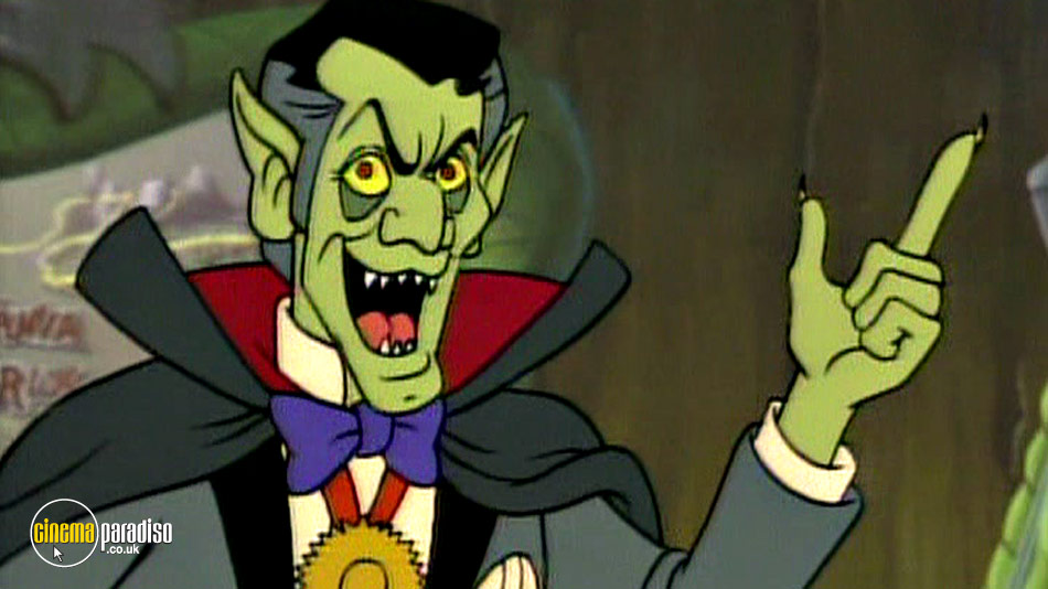 Count Dracula (Scooby Doo and the Reluctant Werewolf)