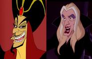 Jafar and Zelda