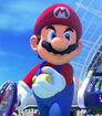 Mario in Mario Tennis- Ultra Smash