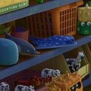 Mr ray cameo toy story 3