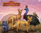The Lion Guard as Australian Animals