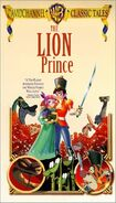 The Lion Prince 1996 VHS Poster