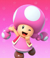 Toadette in Mario Party 10