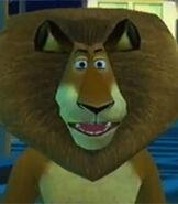 Alex in Madagascar (Video Game)