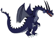 Armor Heartless dragon form therainbowfriends
