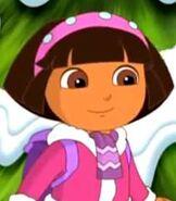 Dora Marquez in Dora's Ice Skating Spectacular