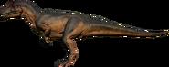Frank the saurophaganax