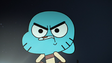 Gumball Watterson Angry