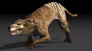 Jullie The Hyaenodon