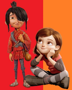 Kubo and Penny Forrester