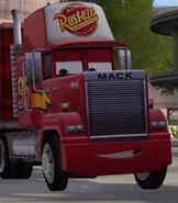 Mack in the Cars Game