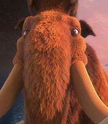 Manny in Ice Age Continental Drift