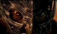 Metal Beak mask