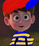 Nate as Ness