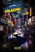 No 2019 - Pokemon - Detective Pikachu Movie Poster