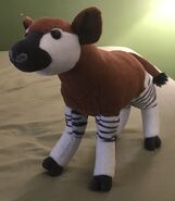 Orson the Okapi