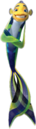 Oscar the Fish Render