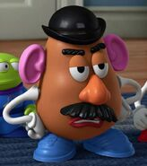 Profile - Mr. Potato Head