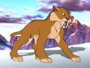 Rileys Adventures Smilodon Populator