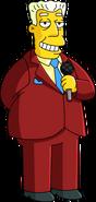 The Simpsons Kent Brockman