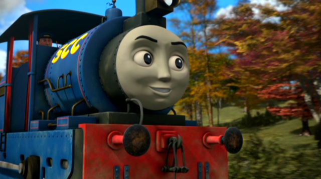Timothy the Oil Burning Engine