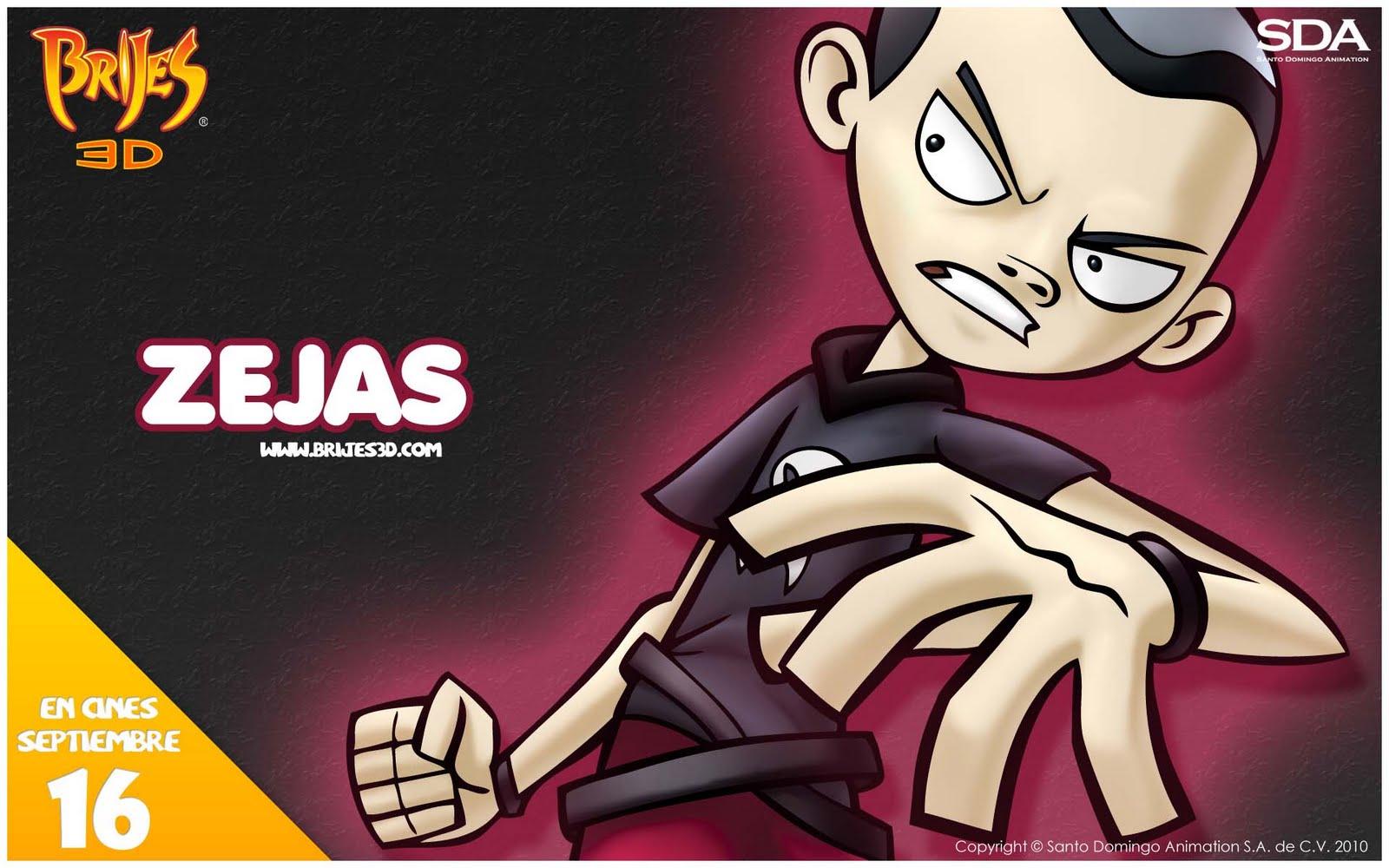 Zejas