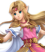 Zelda in Super Smash Bros. Ultimate