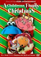 A Children Family Christmas DVD Poster