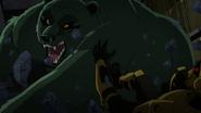 Beast Boy as Bear