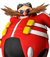 Dr. Eggman in Mario and Sonic at the Winter Olympic Games