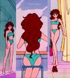Haruna's Bathing Costume