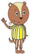 Jaden Adorable (pipe) (pajamas)