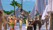 King Julien Apeaser of the Gorch