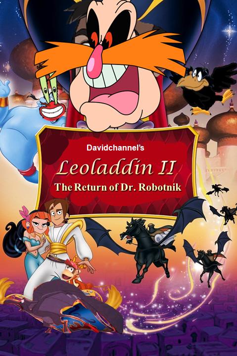 Leoladdin II: The Return of Dr. Robotnik