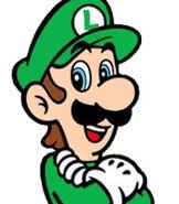 Luigi in Mario Party- Top 100