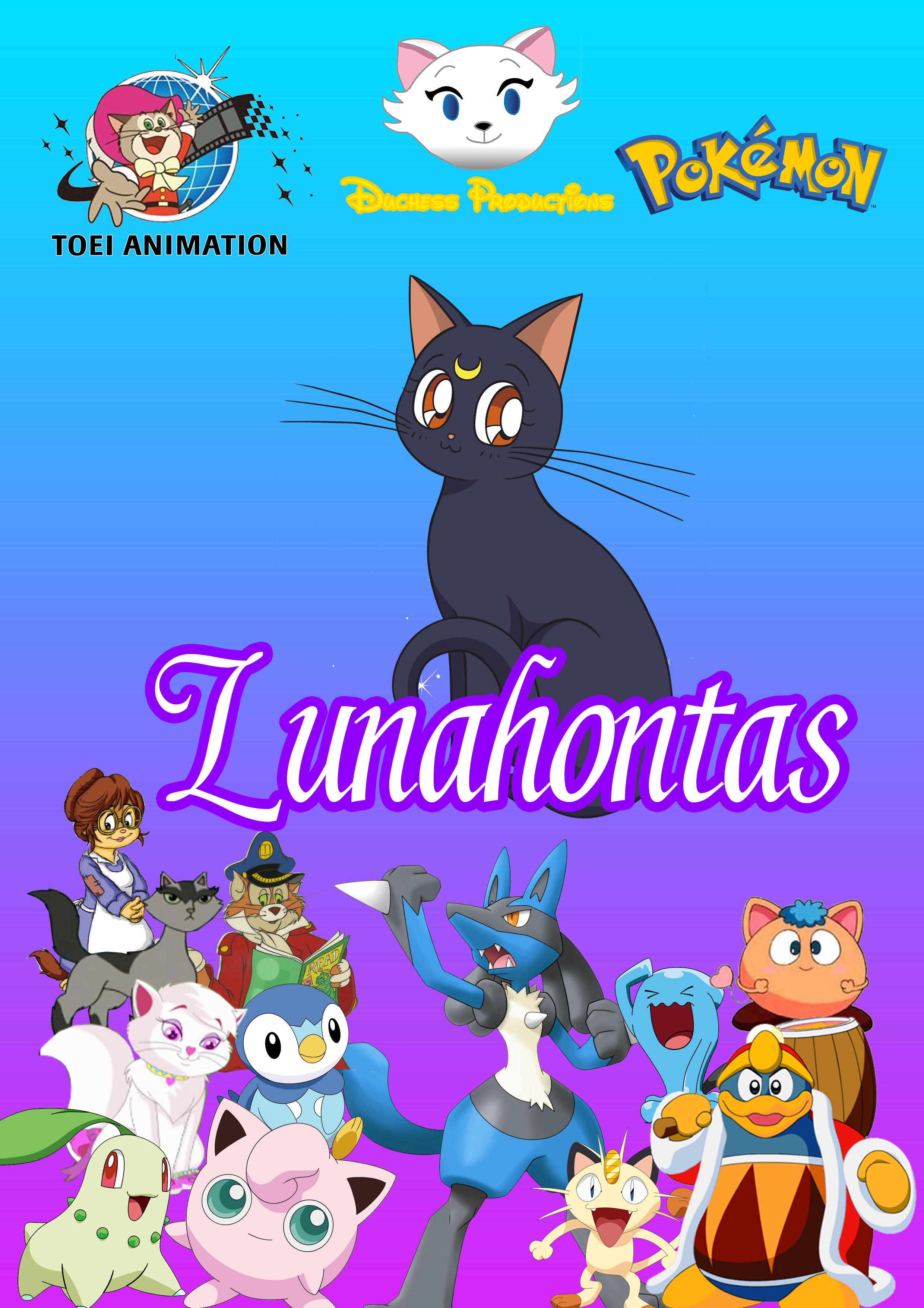 Lunahontas (Duchess Productions Style)