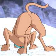 Scooby gets up 2