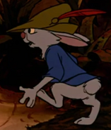 Skippy running