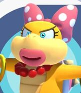 Wendy O. Koopa in Mario and Sonic at the Olympic Games Tokyo 2020