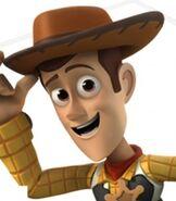 Woody in Disney Infinity