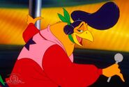 Chanticleer (from Rock-A-Doodle) as Map