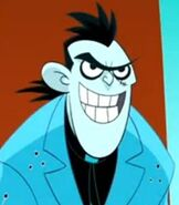 Dr. Drakken in Kim Possible Movie So The Drama