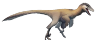 Greater Brown Troodont