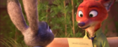 Judy offers Nick to join the ZPD