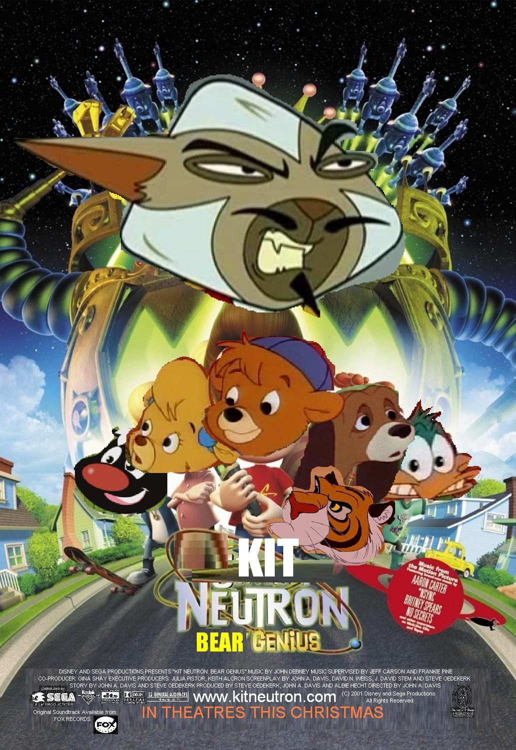 Kit Neutron: Bear Genius