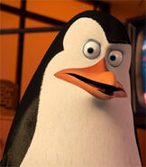 Kowalski in Penguins Of Madagascar