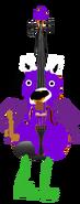 Monare the Purple Violin