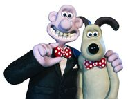 No 028 Wallace Gromit & Zachary 28 24