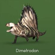 PK Dimetrodon