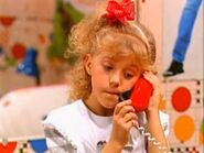Stephanie tanner getting a phone call by chowfangirl12-d3a8j27